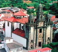 Iglesia parroquial de Santiago de Pontedeume