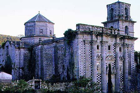 Mosteiro de Monfero
