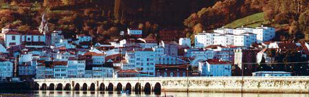 El puente de Pontedeume